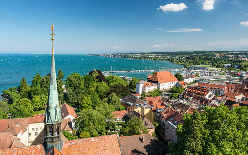 Located at the beautiful Lake Constance