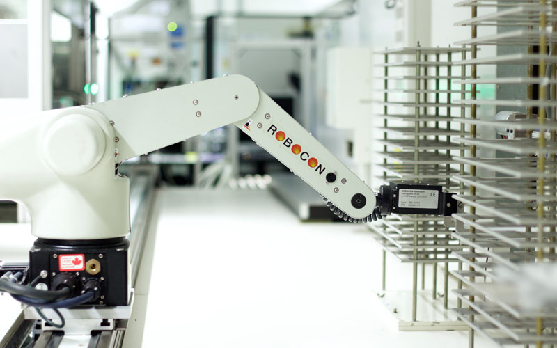Hit Discovery Constance - High Thoughput Screening Robot